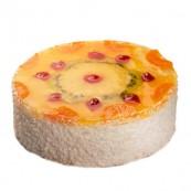 ПОД ЗАКАЗ! Торт «Фруктово-желейный» 1 кг.
