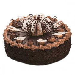 ПОД ЗАКАЗ! Торт «Пражский вечер» 1 кг.