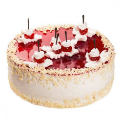 ПОД ЗАКАЗ! Торт «Зимний сад» 1 кг.