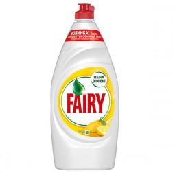 Средство Fairy для мытья посуды «Лимон» 900мл.