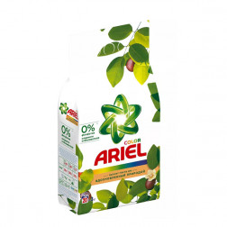 Стиральный порошок ARIEL Color автомат «Аромат масла Ши» 3кг.