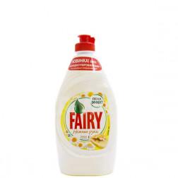 Средство Fairy для мытья посуды «Ромашка», 450мл.