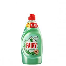 Средство Fairy для мытья посуды «Чайное дерево и Мята», 450мл.