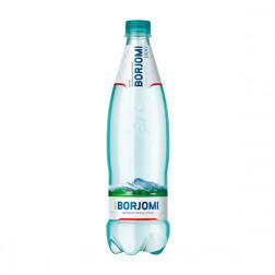 Вода минеральная «Боржоми»газ леч/стол, 0,75 л. пластик