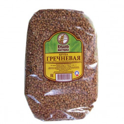 Крупа гречневая Кубань-Матушка ядрица 800 гр