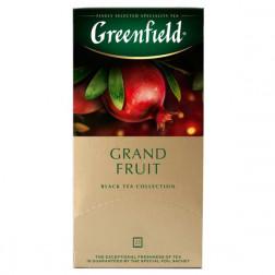 Чай черный Greenfield «Grand Fruit» 25пак.