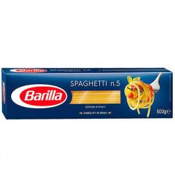 Макароны Barilla Spaghettini n.5 (спагетти) 500гр.