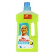 Жидкость моющая для полов и стен Mr. Proper «Лимон», 1л.