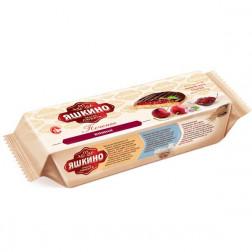 Печенье сдобное Яшкино «Вишня» 137гр.