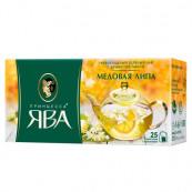 Чай зеленый Принцесса Ява «Медовая липа» 25пак.