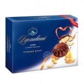 Зефир Вдохновение грушевый десерт в темном шоколаде 275гр.
