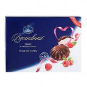 Зефир Вдохновение Ягодное парфе в темном шоколаде 275гр.