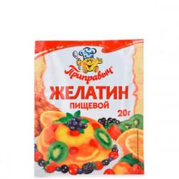 Желатин Приправыч пищевой 20гр.