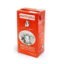 Молоко «Милушка» 3,2% 1л.