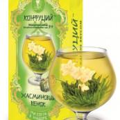 Китайский чай КОНФУЦИЙ  «Жасминовый венок»
