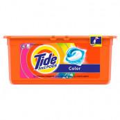 Tide Color 3 в 1. Капсулы для стирки 30 шт.