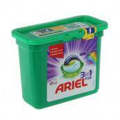 Капсулы для стирки Ariel «3 в 1. Color & Style» 23 шт