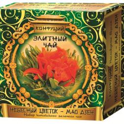 Китайский чай КОНФУЦИЙ «Небесный цветок Мао-Дзен»