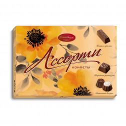 Конфеты «АССОРТИ» (оранжевые) 200 гр.