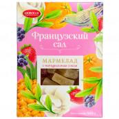 Мармелад с натуральным соком «Французский сад» Азовская КФ 300 гр.