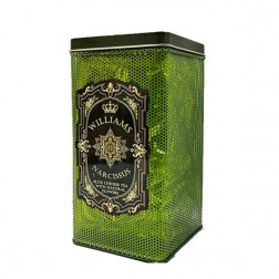 Чай Williams «Narcissus» китайский зеленый, ароматизированный 150гр.