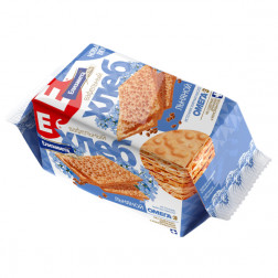 Хлебцы вафельные Елизавета льняные 80 гр.
