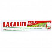 Зубная паста Lacalut Aktiv Herbal 75 мл.