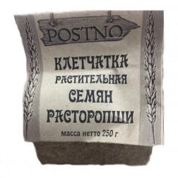 Клетчатка растительная семян расторопши POSTNO 500 гр.