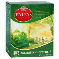 Чай Hyleys  Английский зеленый, 100 гр.