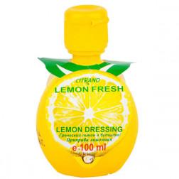 Сок лимонный концентрированный 100 мл.