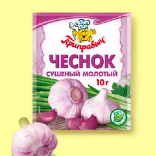 чеснок-сух
