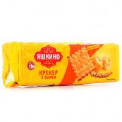 Крекер Яшкино с сыром, 135гр.