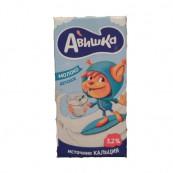 Молоко Авишка  3,2 % ,200гр