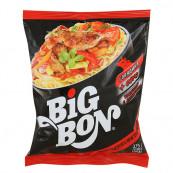Лапша б/приготовления Big Bon «Говядина с соусом» 75гр.
