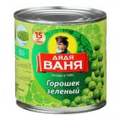 Горошек зеленый Дядя Ваня , 400гр