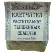Клетчатка растительная тыквенных семечек POSTNO 250 гр.