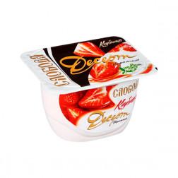 Десерт творожный «Клубника», 125 гр