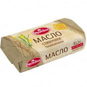 Масло сливочное Вкуснотеево традиционное 82,5% 400гр.