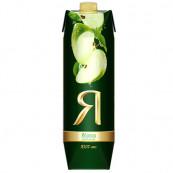 Сок «Я»  100% натуральный Яблоко 1л.