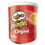 Картофельные чипсы Pringles Original , 40 гр.