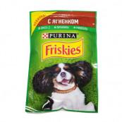 Корм для собак Friskies с ягненком 85 гр.