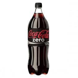 Напиток Coca-Cola ZERO сильногазированный  0.9л.