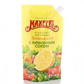 Майонез Махеевъ с лимонным соком  67%, 400гр.