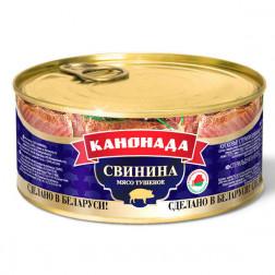 Свинина Канонада тушеная, 300гр.