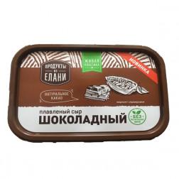 Сыр плавленый Ветчина  Продукты из Елани, 180гр.