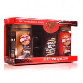 Подарочный набор кофе Жокей Импер, Жокей Триумф + кружка