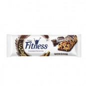 Батончик злаковый шоколад Fitness, 23,5 гр.