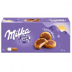 Печенье Milka Choco Minis, 150гр.