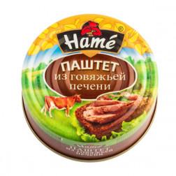 Паштет HAME в асс., 117гр.