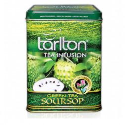 Чай зеленый Tarlton Soursop, 250гр.